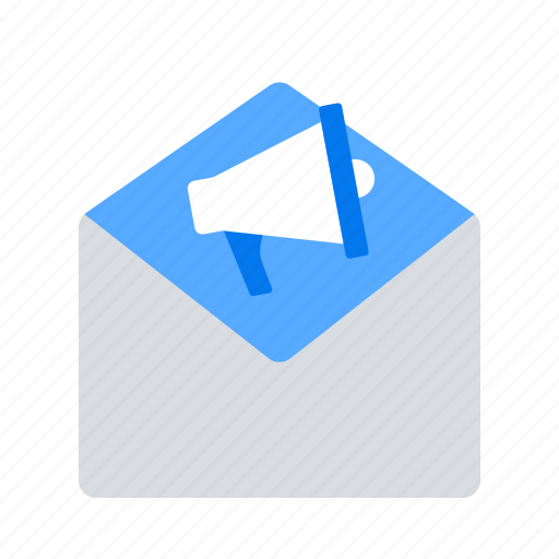 email marketing, marketing, promotion, speaker icon