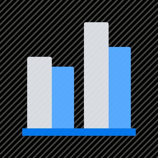analytics, diagram, graph, statistics icon