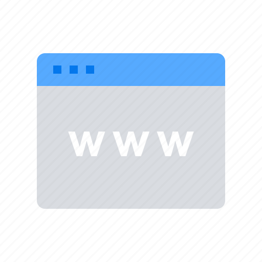address, page, site icon