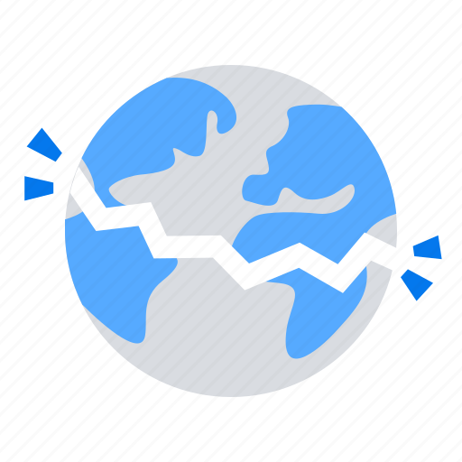 Apocalypse, damage, earth icon - Download on Iconfinder