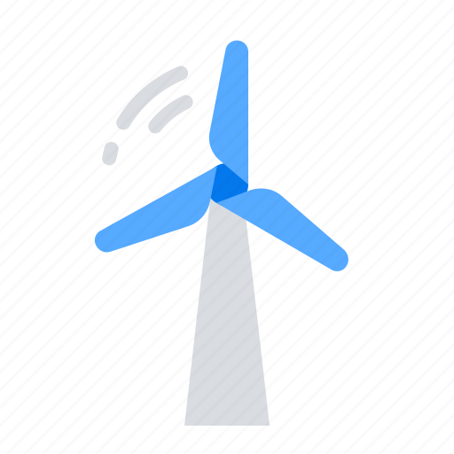 energy, turbine, wind icon
