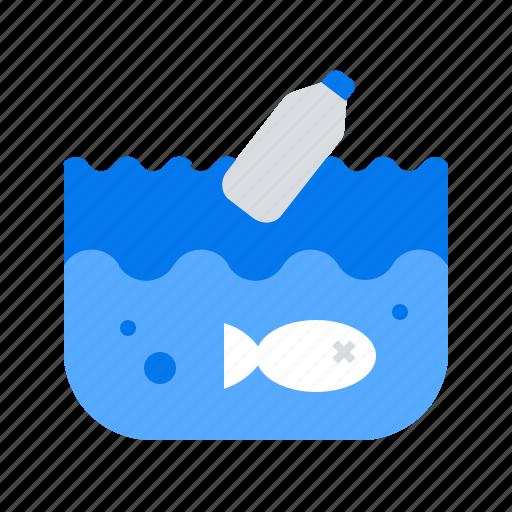 Ocean, pollution, waste icon - Download on Iconfinder