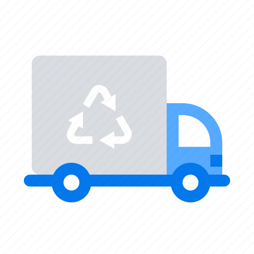 garbage, recycling, waste icon