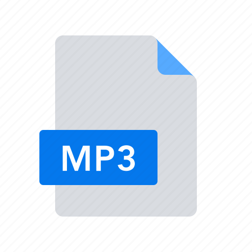 Audio, file, mp3 icon - Download on Iconfinder on Iconfinder