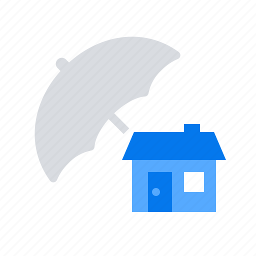 home, house insurance, property icon