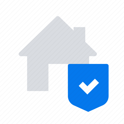 home, house protection, insurance icon