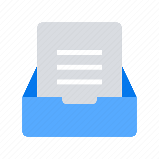 Archive, docs, folder icon - Download on Iconfinder