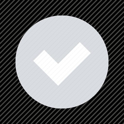 accept, check, complete icon