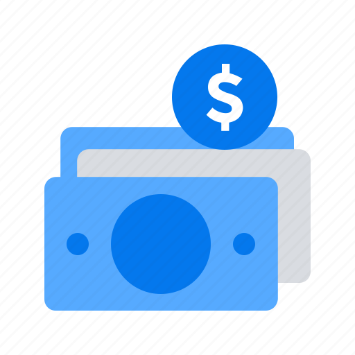 cash, money, payment icon