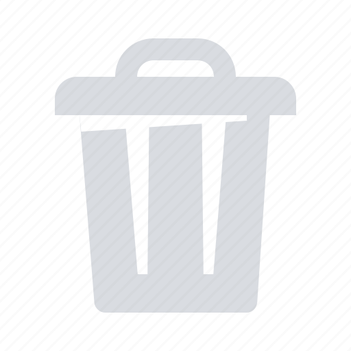 delete, garbage, remove icon