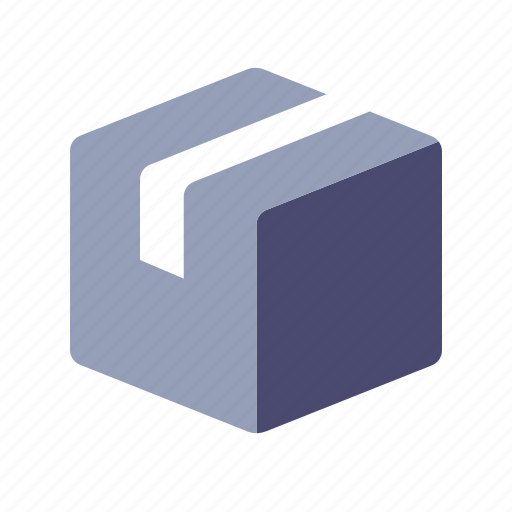 box, bundle, package, product icon