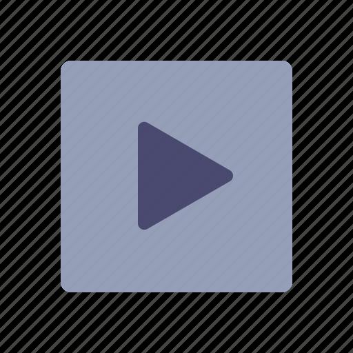 film, movie, play, video icon