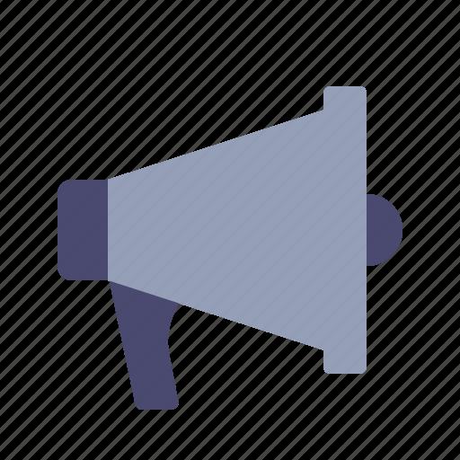 ads, announcement, megaphone, promotion icon