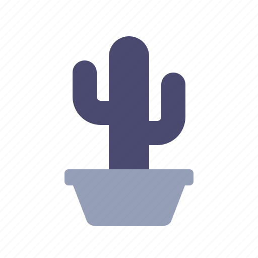 Cactus, flower, home, plant icon - Download on Iconfinder