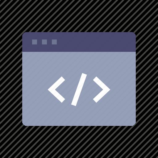 Application, code, custom development, programming icon - Download on Iconfinder