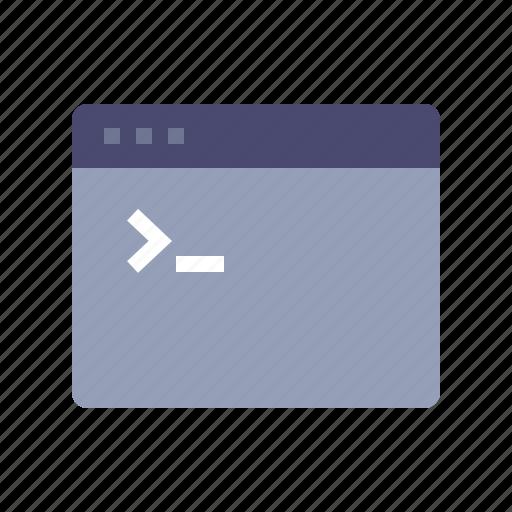 app, application, browser, custom development icon