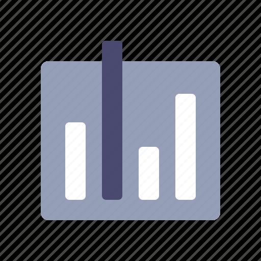 Analytics, bar, diagram, statistics icon - Download on Iconfinder