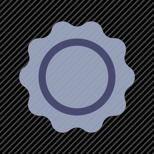 achievement, award, badge, top seller icon