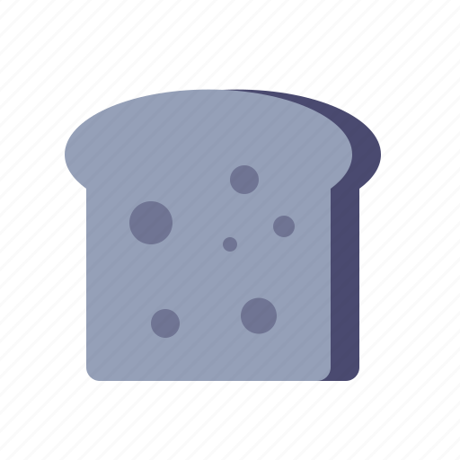 bakery, bread, breakfast, snack icon