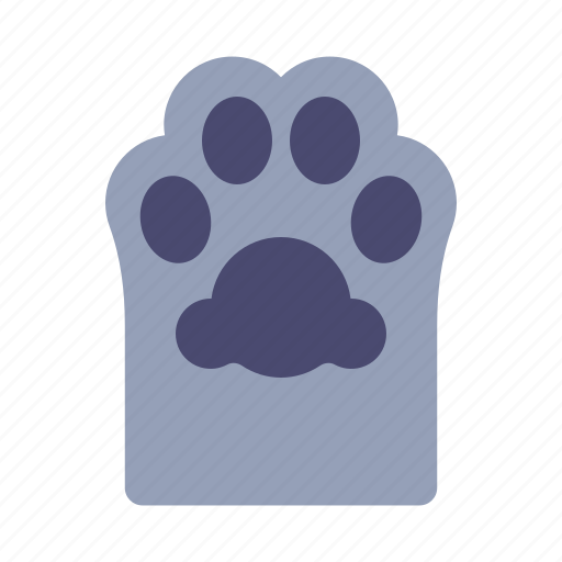 Animal, cat, footprint, paw, pet icon - Download on Iconfinder