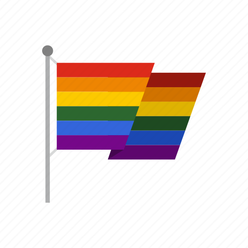 community, flag, gay, homosexual, lesbian, lgbt, pride icon