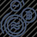 bitcoin, coin, digital, libra, libracoin, money