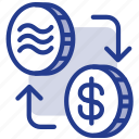 coin, currency, digital, facebook, libra, libracoin, money icon