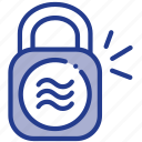 coin, digital, facebook, libra, libracoin, money, protection icon