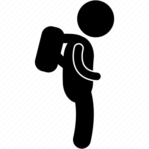 bag, child, kindergarten, pre-school, school, small, student icon