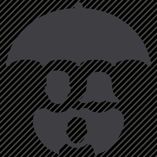 family insurance, life insurance icon