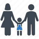 children, family, group, parents icon