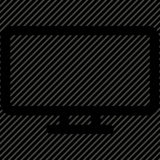 display, imac, pc, screen, television, tools, tv icon