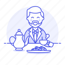 1, biscuits, cookies, cup, english, lifestyle, male, party, tea, teapot, time icon