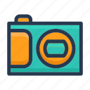 camcorder, camera, photo, photography, polaroid icon