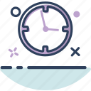 alarm, clock, lifestyle, schedule, time, timer, watch icon