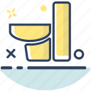 bathroom, lifestyle, restroom, toilet, toilet icon, water, wc icon