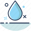 beverage, drink, drop, drop water, lifestyle, sea, water icon