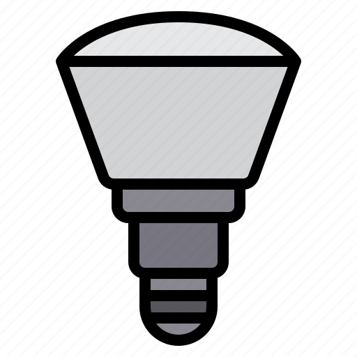 bulb, energy, lamp, led, light, saving icon