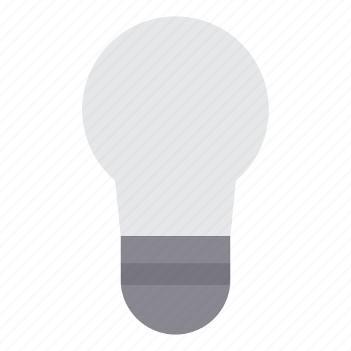 Bulb, energy, lamp, led, light, saving icon - Download on Iconfinder