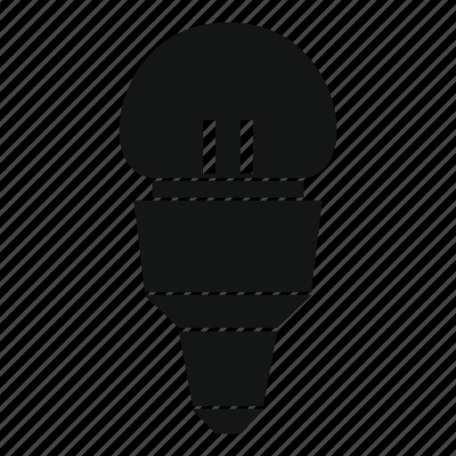 bulb, concept, electricity, energy, idea, light, lightbulb icon