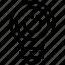 bulb, energy, idea, light, light bulb, on off, power icon