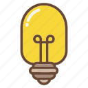 bright, bulb, electric, glow, lamp, light, lights icon