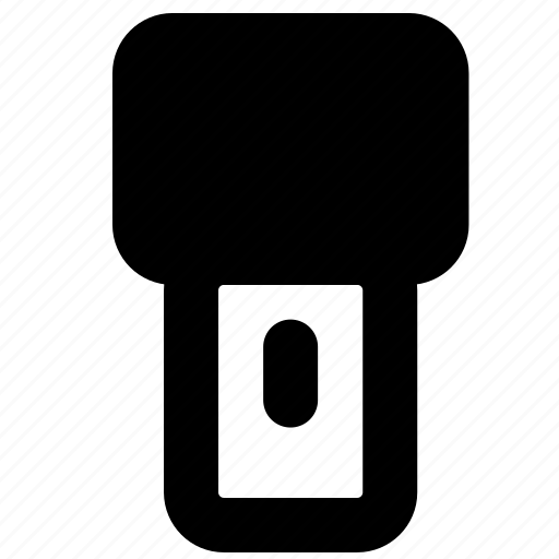 close torch, light, torch icon