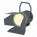 lantern, light, lighting, searchlight, source icon