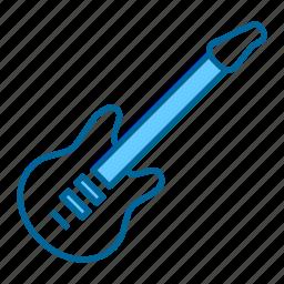 bass, bass guitar, guitar, instrument, instruments, music, song icon