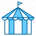 acrobat, art, circus, clown, creativity, fun, show icon