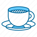 beverage, breakfast, coffee, cup, drink, kitchen, tea icon
