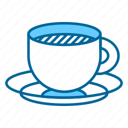 beverage, breakfast, coffee, cup, drink, kitchen, tea icon