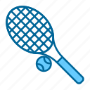 ace, ball, racket, sport, sports, tennis, tennis ball icon