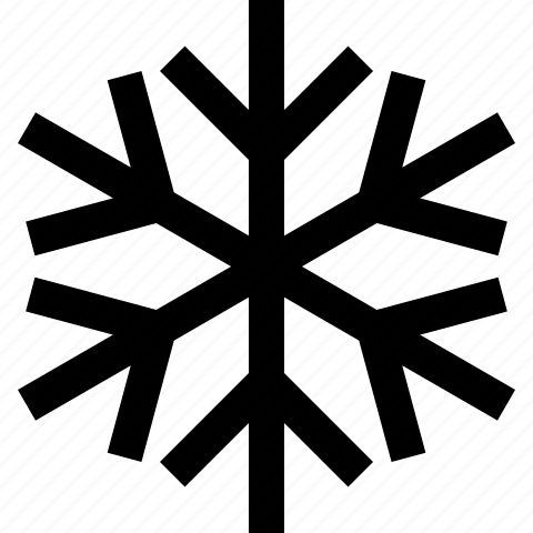 cold, freezing, snow, snowflake, weather, winter icon